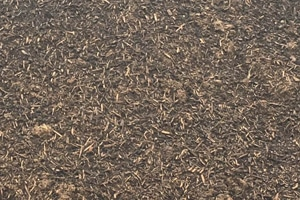 risinger landscaping supplies excavating trucking triple shred natural mulch