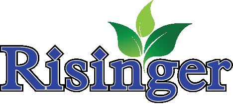 risinger landscaping logo