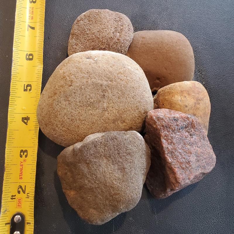 special river rock decorative stone
