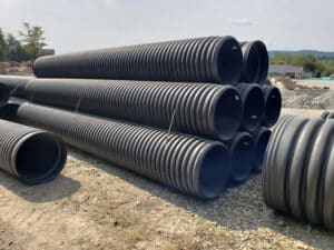 black pipes
